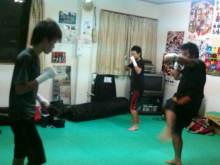 キックボクシング輝 (KAGAYAKI) 伊達皇輝のブログ-20110921204930.jpg