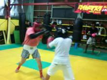 キックボクシング輝 (KAGAYAKI) 伊達皇輝のブログ-20110922204720.jpg
